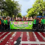 Car Free Day Bebas Sampah Alun-alun Pacitan